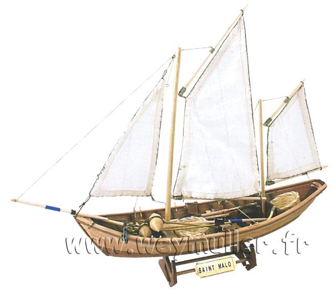 Bateau Saint Malo