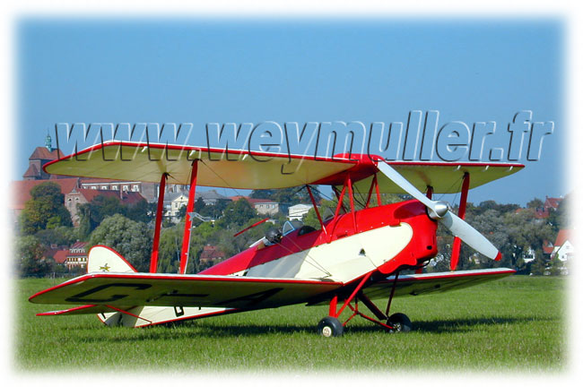 Kit Tiger Moth. 2,70m