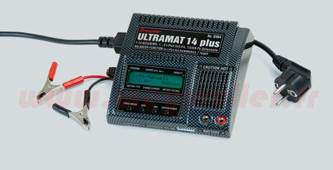 Chargeur Graupner Ultramat 14 PLUS