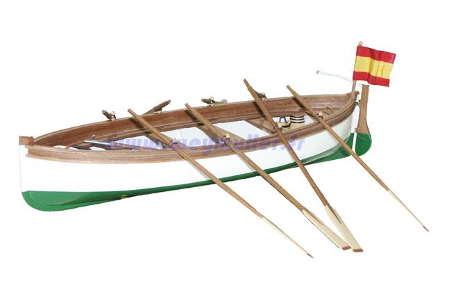 Bateau JS Elcano