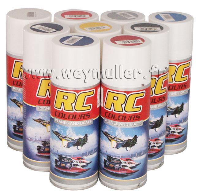 Bombe polyurethane. Rouge. 400ml