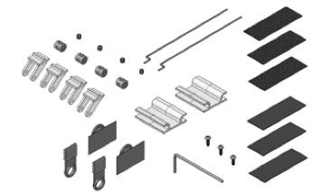 Set de petits accessoires Easystar II