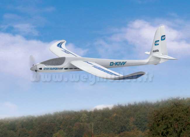 Planeur Easyglider PRO Electric RR 1,80m. BLUE EDITION