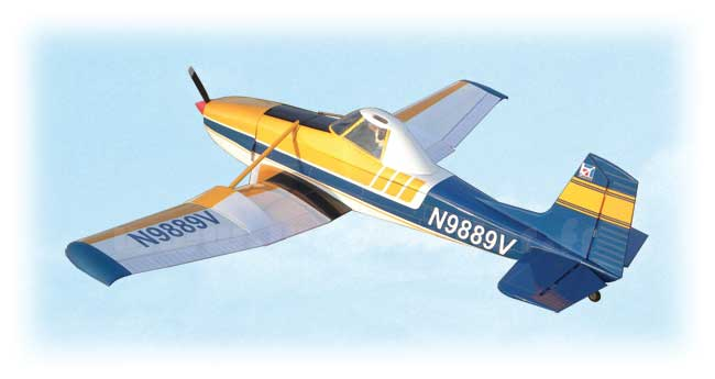 Kit Cessna 188 V2 1,92m