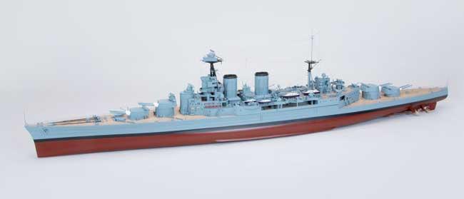 Croiseur bateau