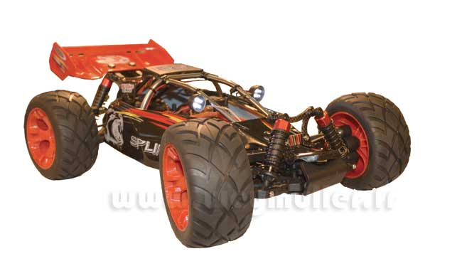Buggy électrique Splinter BL Lipo 2,4GHz 1/10