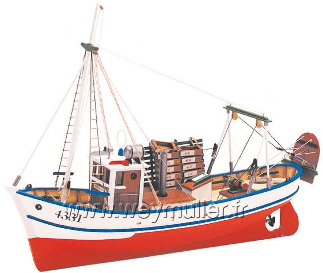 Bateau Mare Nostrum