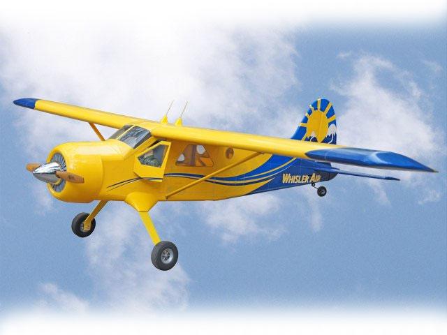 Kit Beaver 1,65m ''Whistler Air''