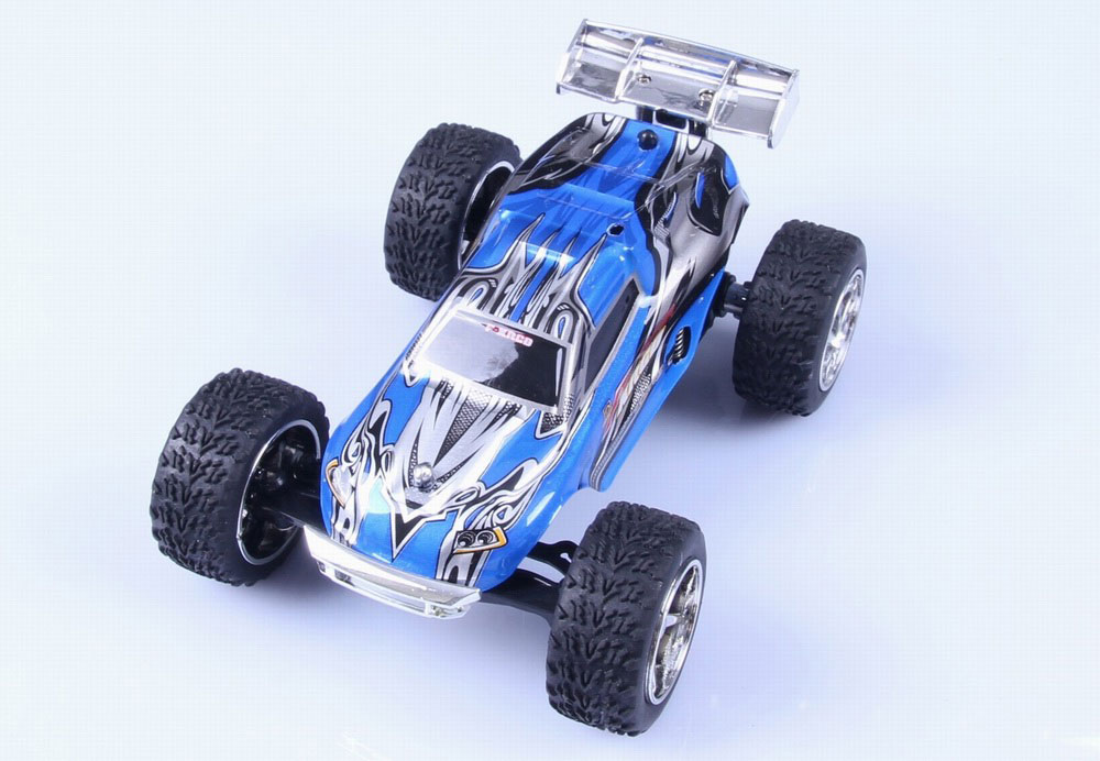 Buggy Bluracer 2,4GHz RTR 1/43