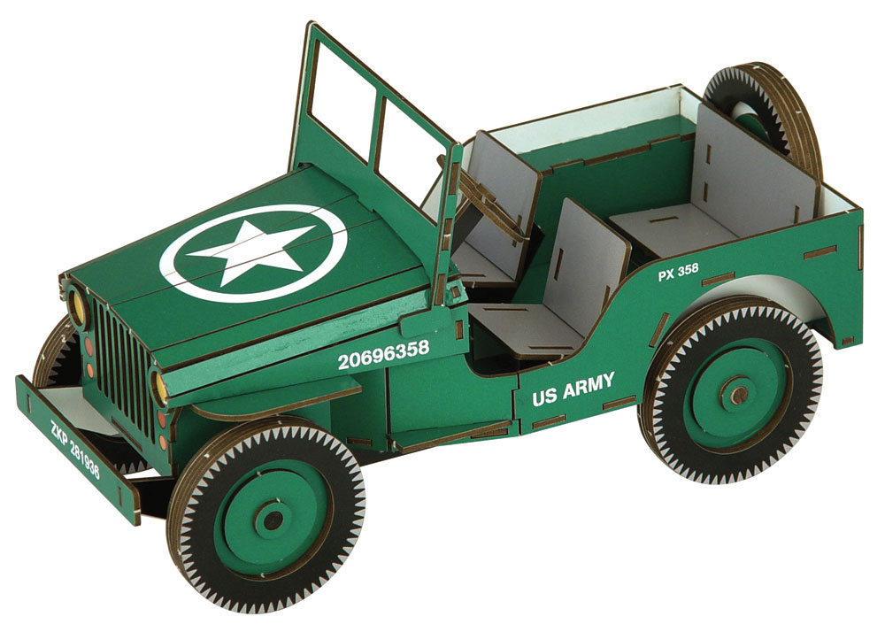 Jeep Willys 0,26m