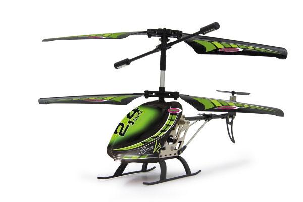 Hélicoptère Gyro V2 2,4GHz