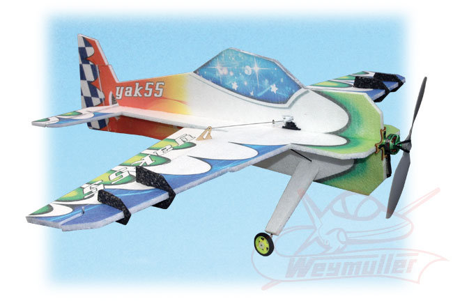 Kit Yak 55 Rouge 0,80m