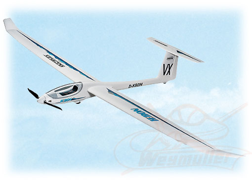 Planeur Heron RR 2,40m