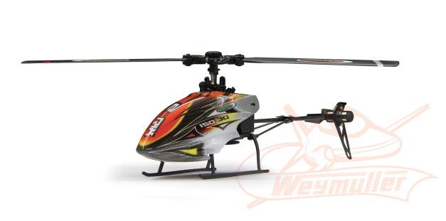 Hélicoptère E-Rix 150 3D mode 1 et mode 2