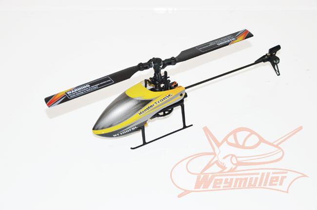 Hélicoptère MT100 BLB RTF mode 1 et 2
