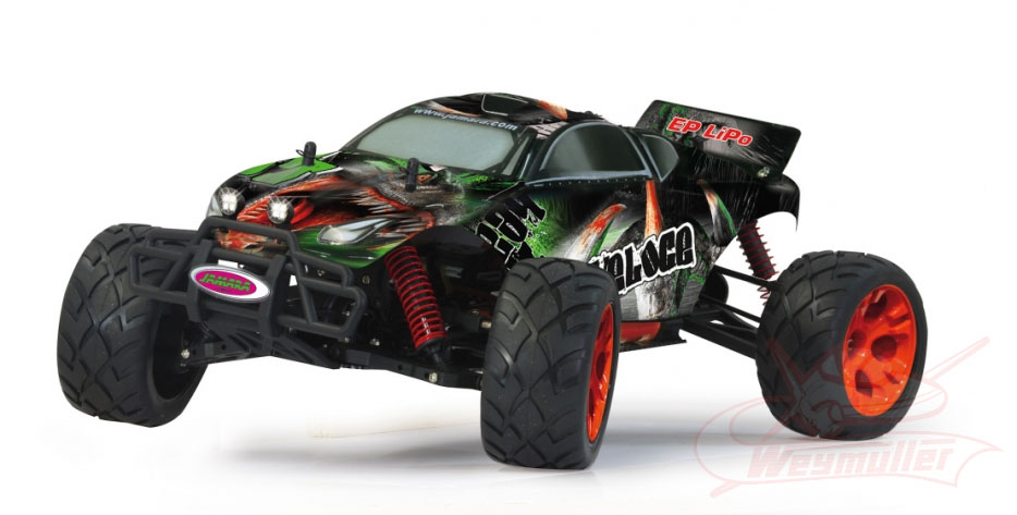 Voiture Veloce BL Lipo 1/10 Truggy 2,4GHz
