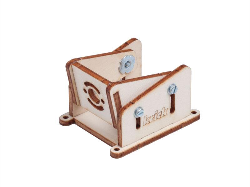 Support moteur en bois. Format 400-480