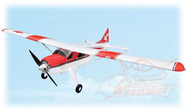 Kit Beaver DHC-2 PNP 1,52m ARF