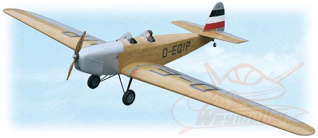 Kit Klemm L-25 2,20m ARF