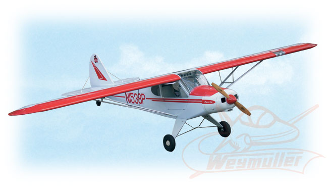 Kit Piper PA-18 2,75m ARF