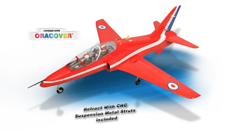 Kit BAE Hawk ARF EDF 90, 1,30m