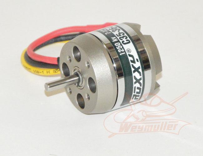 Moteur Brushless C35-36-06 1250kv