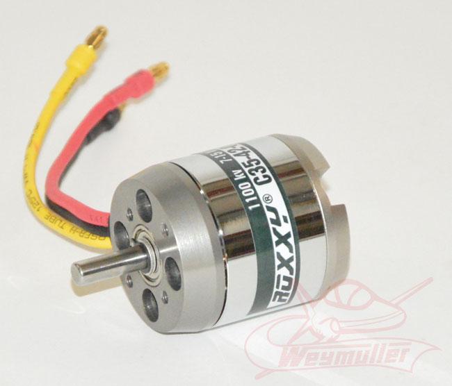 Moteur Brushless C35-42-05 1100kv