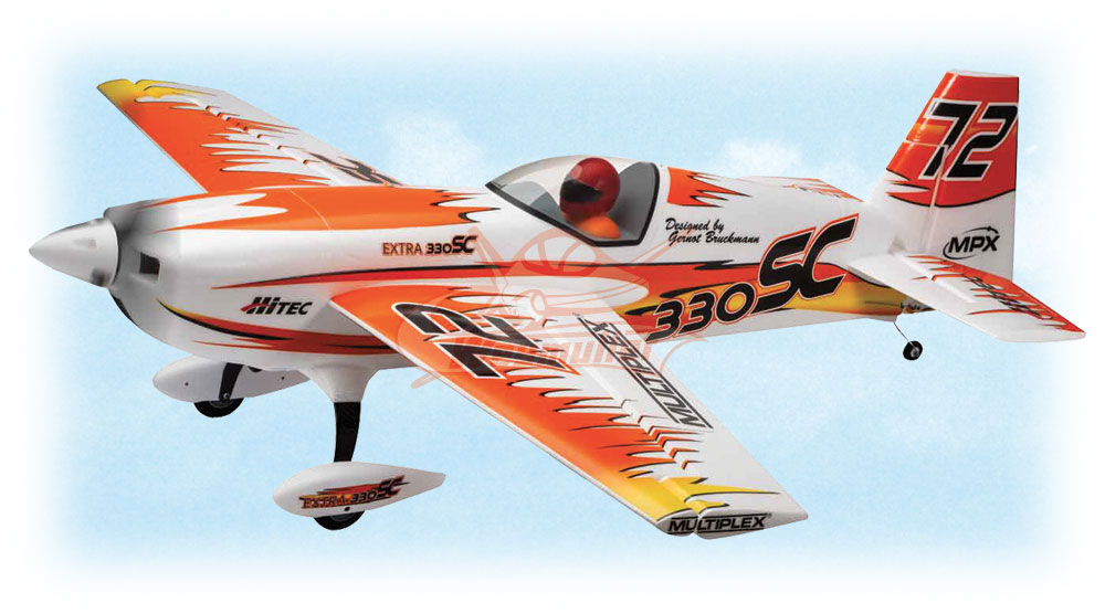 Kit Extra 330 SC Gernot Bruckmann Edition 1,15m