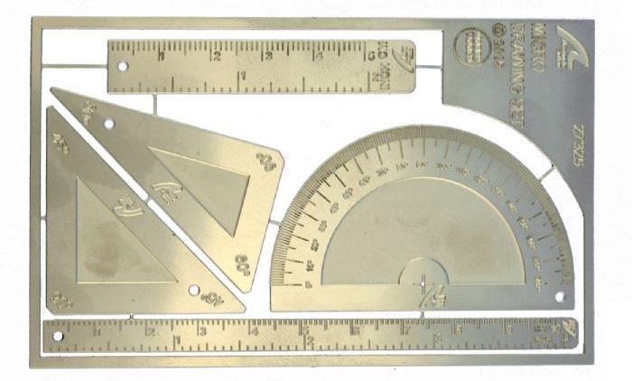 Instrusments de mesure Hermione La Fayette