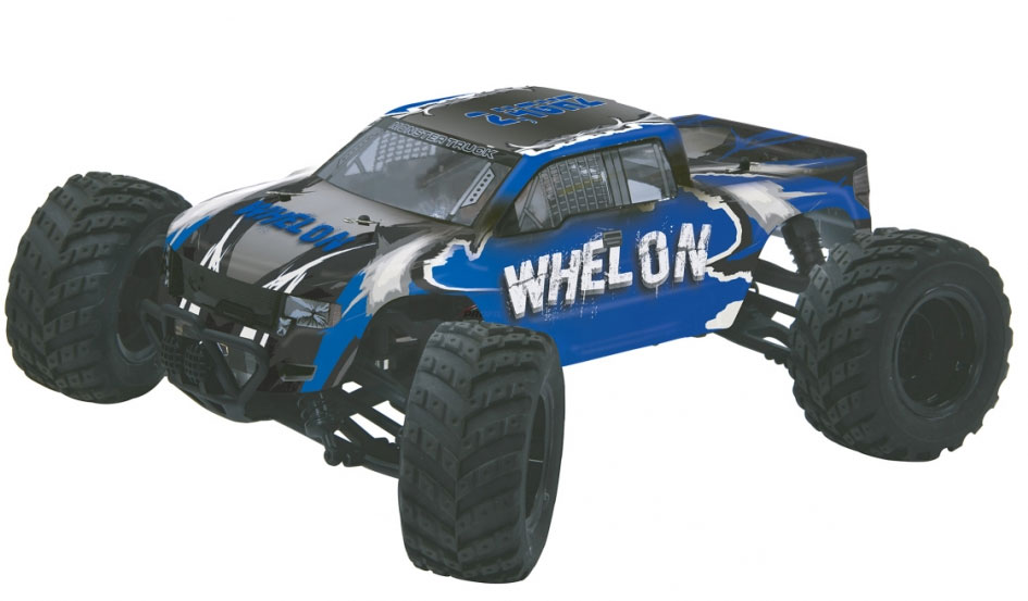 Voiture Whelon 4WD 1/12 RTR