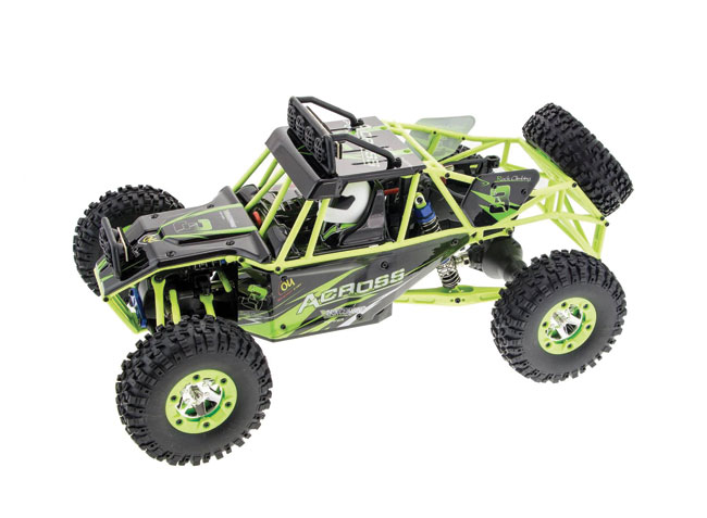 Voiture Accros 1/12 4WD RTR