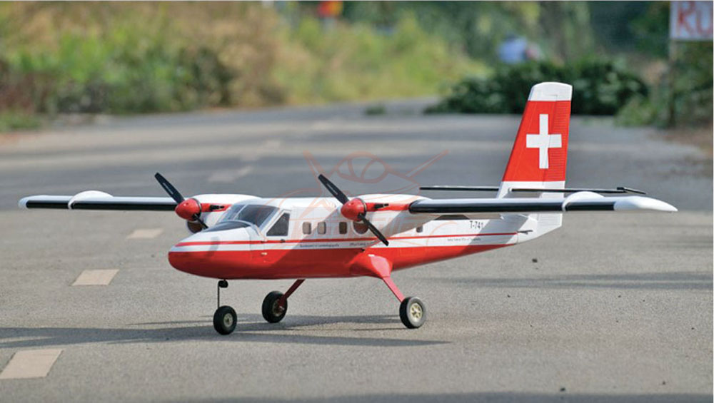 Kit Twin Otter DHC-6 ARF 1,83m