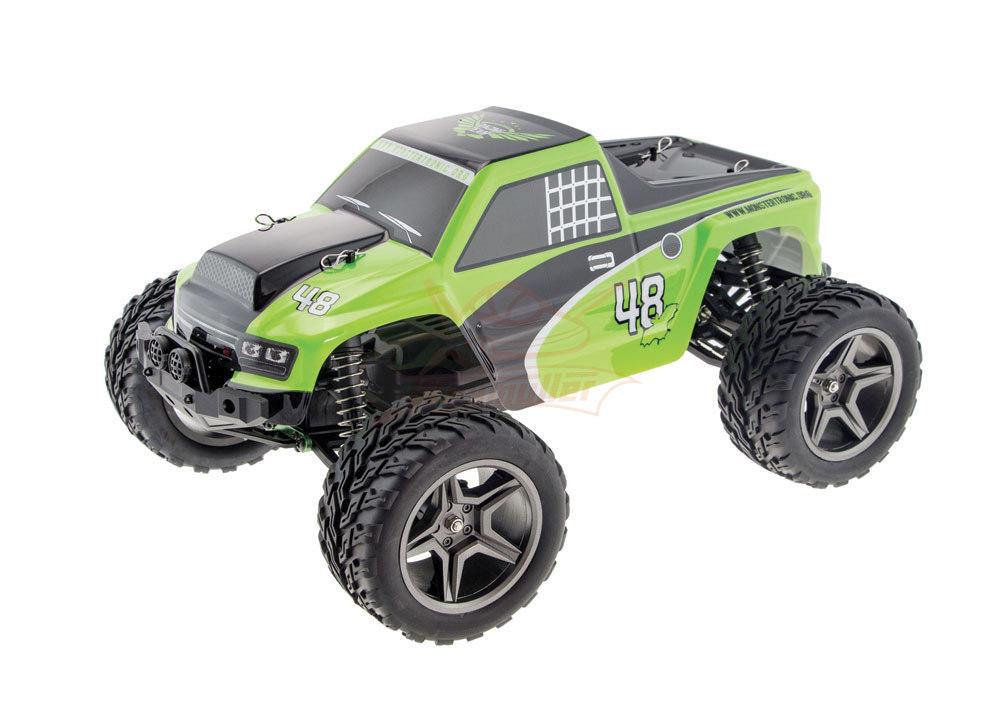 Voiture Dirt Attack 1/10 RTR