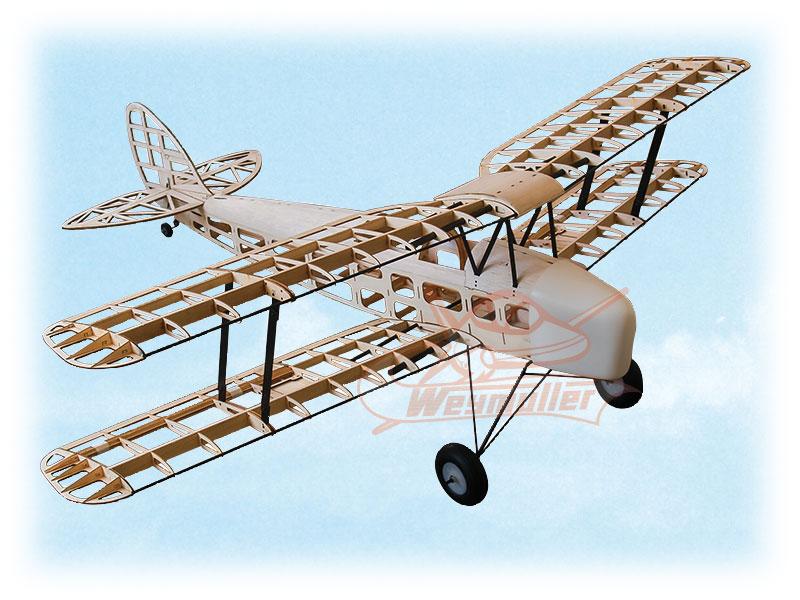 Kit Tiger Moth 1,40m