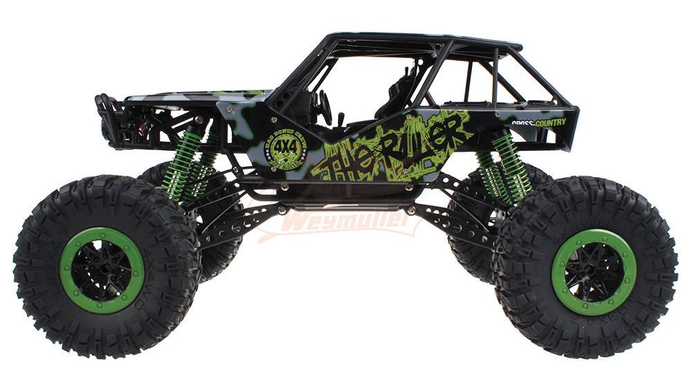 Voiture Crawler Ruler 2,4 GHz RTR 1/10