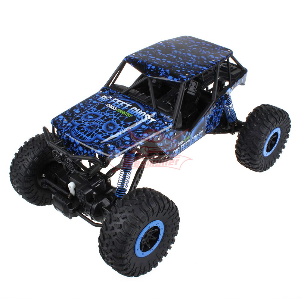 Voiture Crawler Big Feet 2,4 GHz RTR 1/10