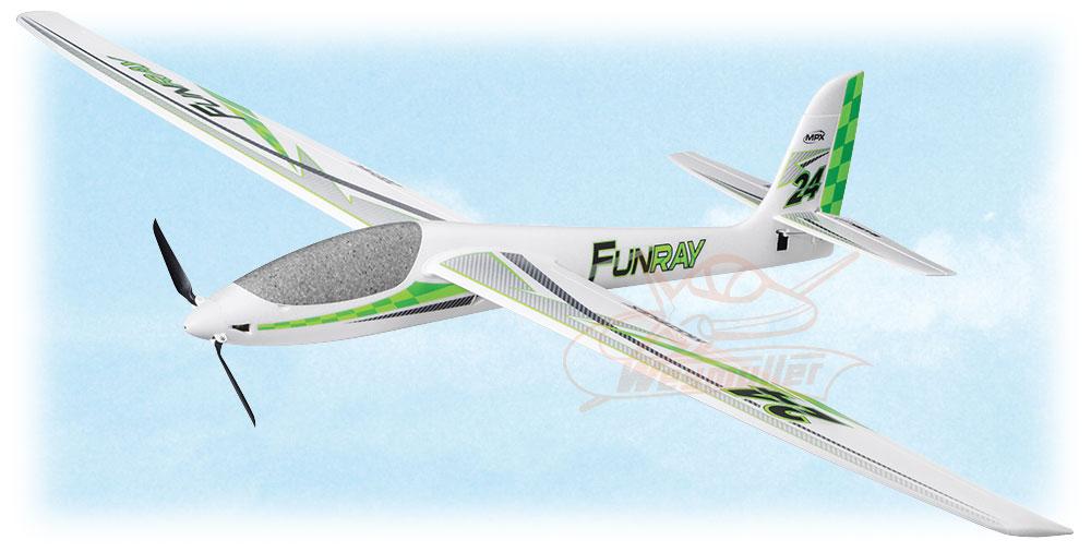 Planeur Funray RR 2,00m