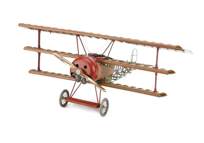 Kit Fokker Dr.I Triplan du Baron Rouge