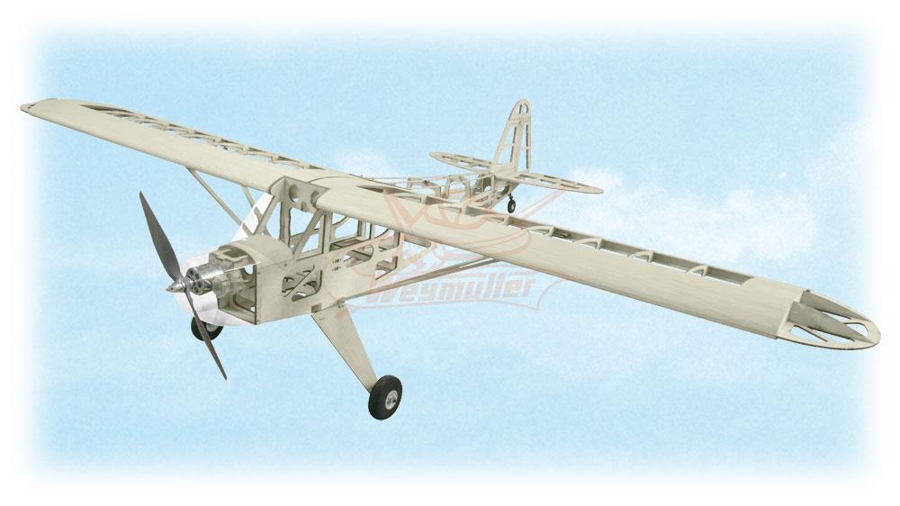 Kit Piper Cub J3 1,72m