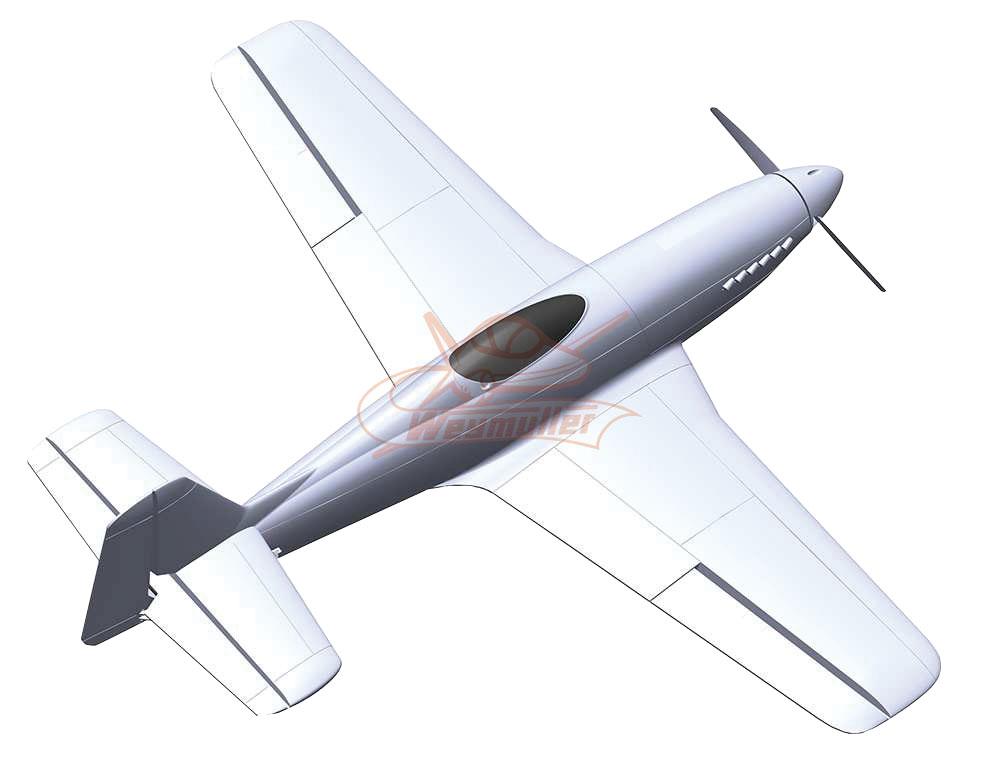Kit Funracer RR Blanc 0,92m