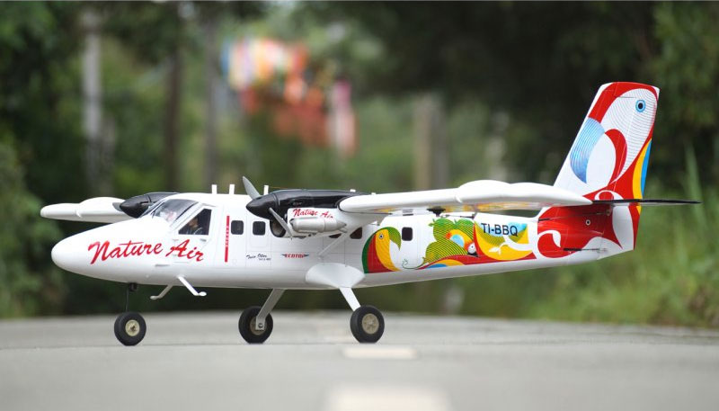 Kit Twin Otter DHC-6 ARF 1,83m (nature air)