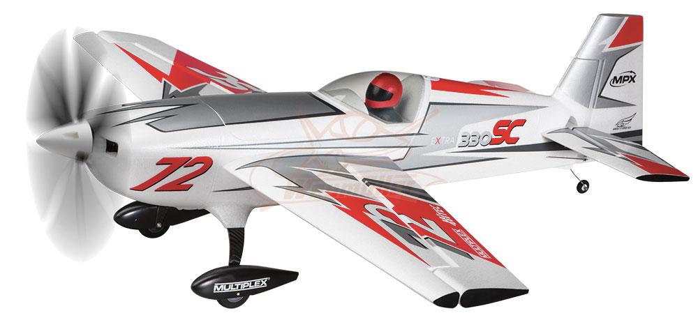 Kit Extra 330 SC RR Gernot Bruckmann Rouge/argent 1,15m