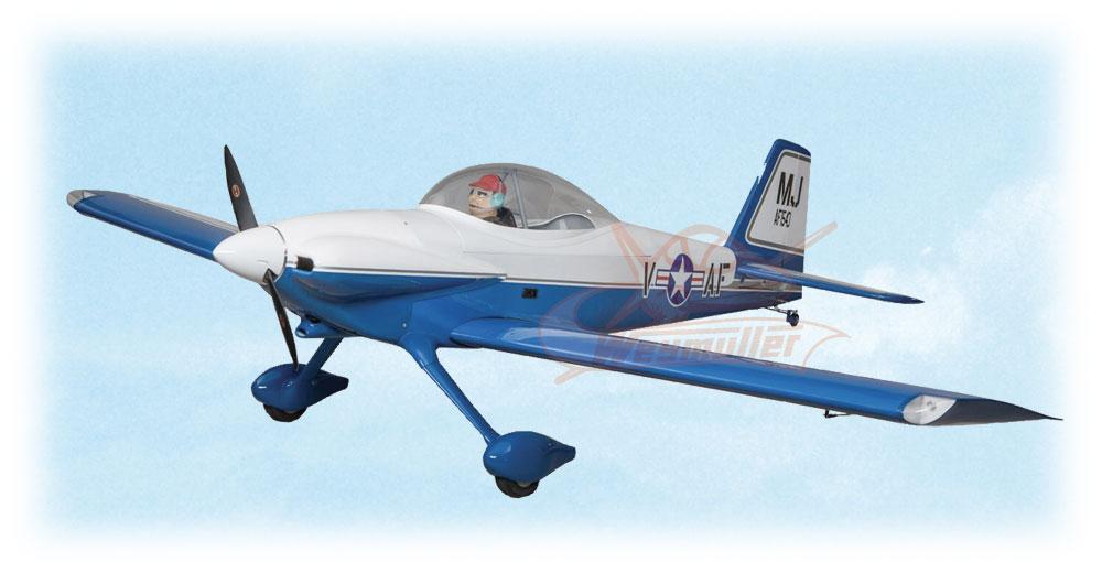 Kit Van's RV-4 30cc 2.16m Hangar 9