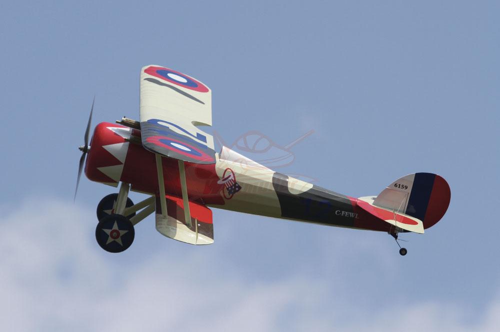Kit Nieuport-28 ARF 1,72m