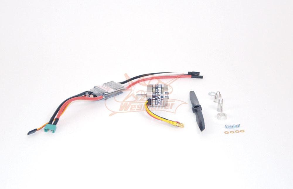 Set de motorisation Funjet Ultra 2