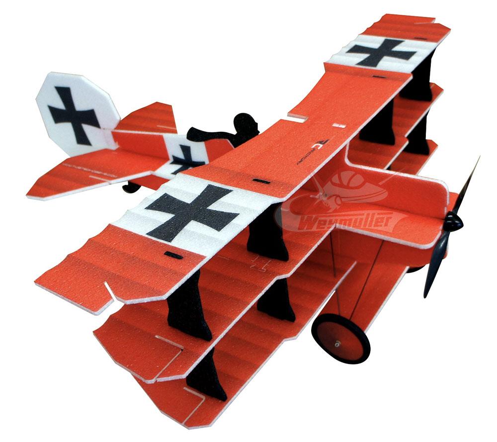 Kit Crack Fokker rouge