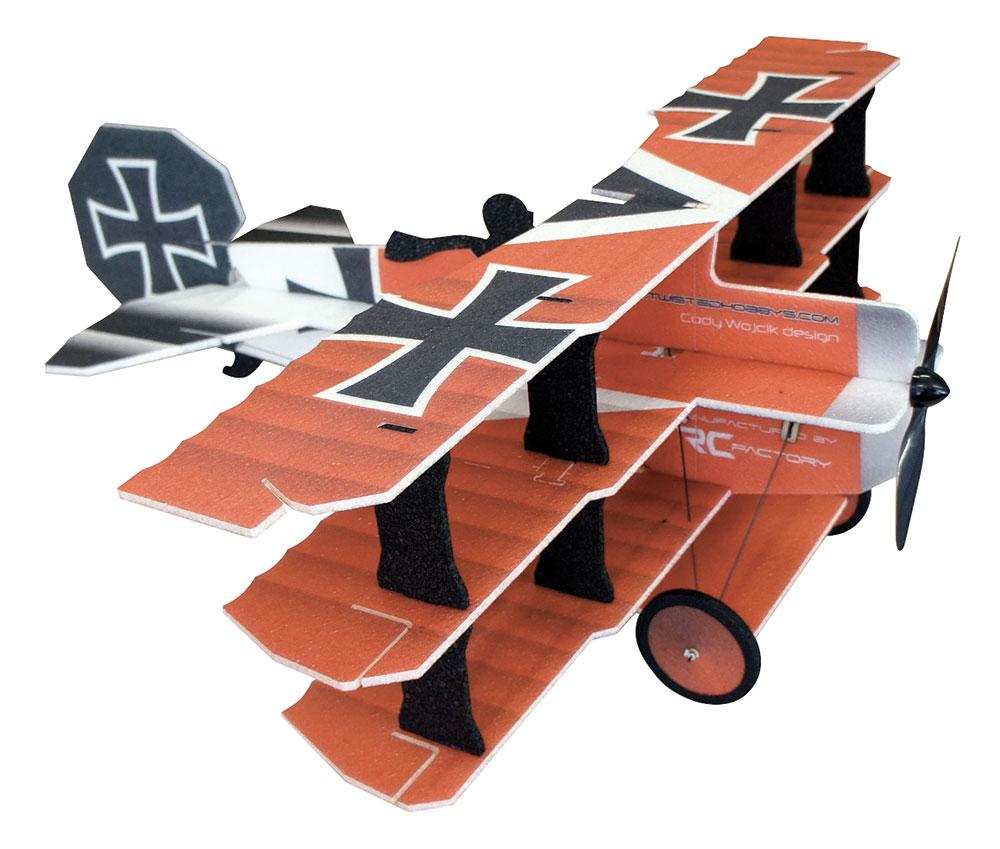 Kit Crack Fokker Baron rouge