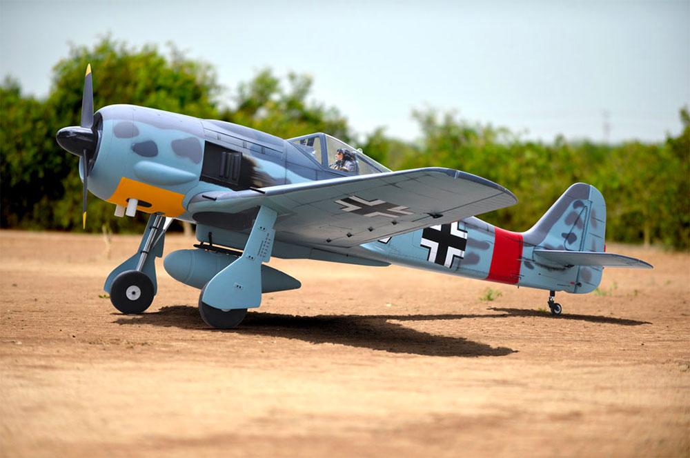 Kit Focke Wulf FW-190 ARF 2,60m