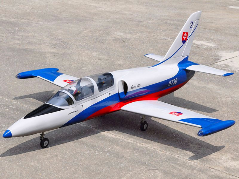 Kit L39 Albatros ARF 1,45m
