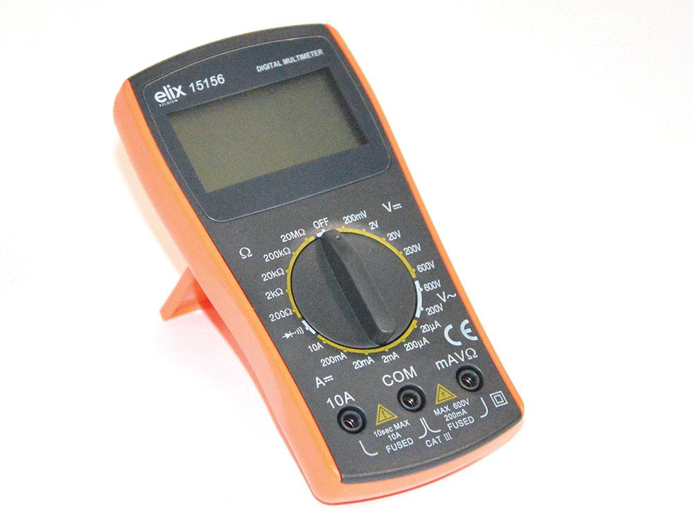 Multimètre digital